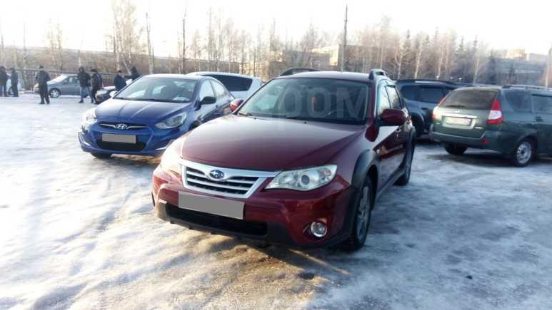 Subaru Impreza XV, 2010 год, 587 000 руб.