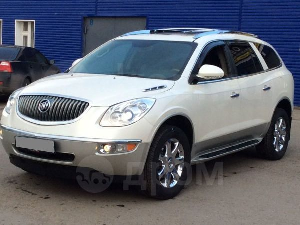Buick Enclave, 2009 год, 1 850 000 руб.