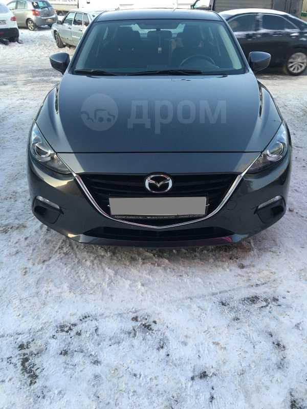 Mazda Mazda3, 2014 год, 675 000 руб.