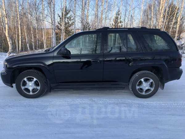 Chevrolet TrailBlazer, 2009 год, 450 000 руб.