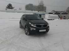 Новосибирск Sportage 2015