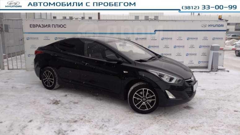 Hyundai Elantra, 2015 год, 680 000 руб.