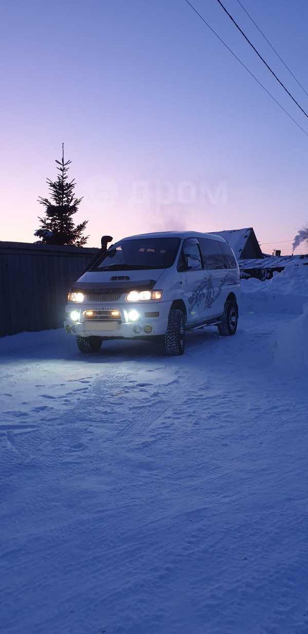 Mitsubishi Delica, 1999 год, 450 000 руб.