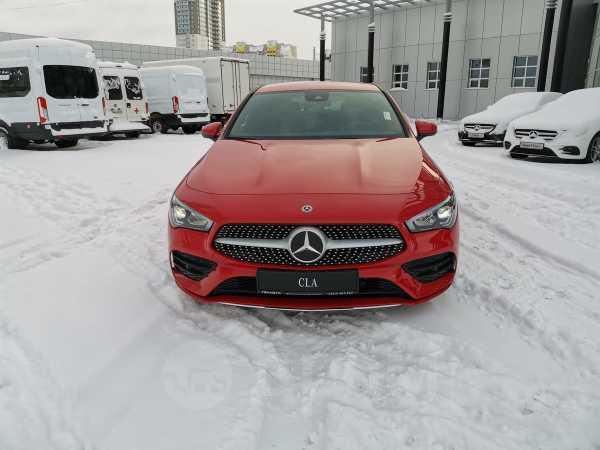 Mercedes-Benz CLA-Class, 2019 год, 2 600 000 руб.