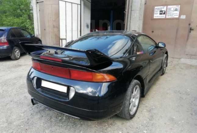 Mitsubishi Eclipse, 1998 год, 370 000 руб.