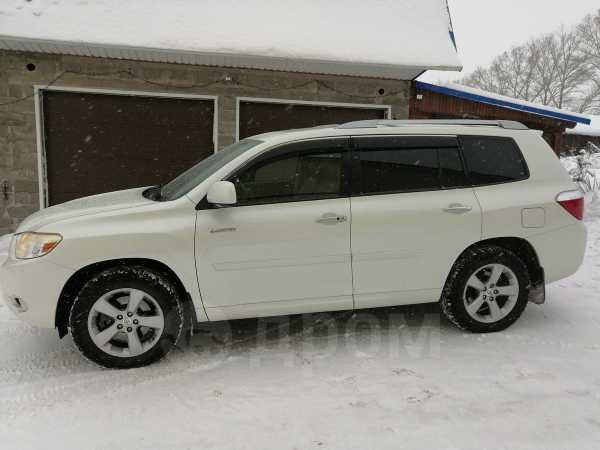 Toyota Highlander, 2007 год, 1 100 000 руб.
