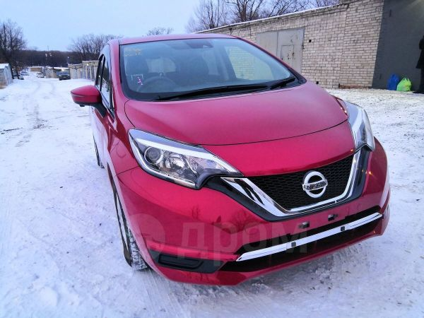 Nissan Note, 2018 год, 690 000 руб.