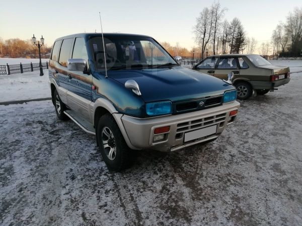 Nissan Mistral, 1994 год, 240 000 руб.