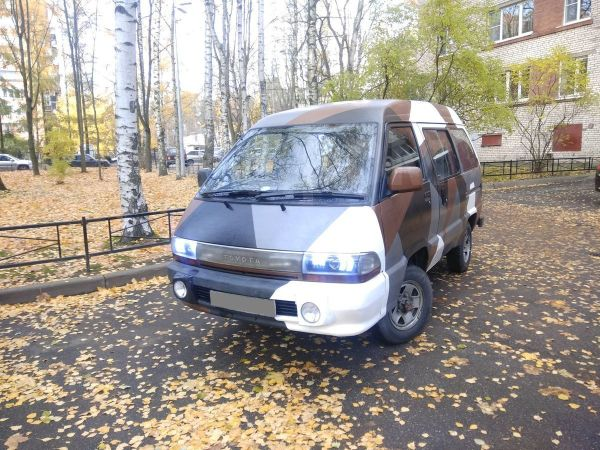 Toyota Town Ace, 1991 год, 229 000 руб.