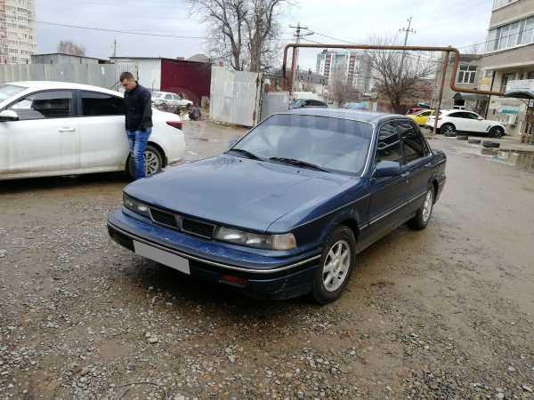 Mitsubishi Galant, 1991 год, 150 000 руб.