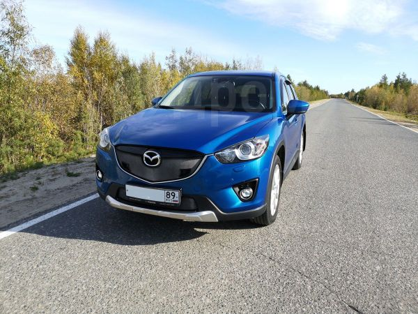 Mazda CX-5, 2013 год, 1 200 000 руб.