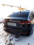 Hyundai Elantra, 2017 год, 830 000 руб.