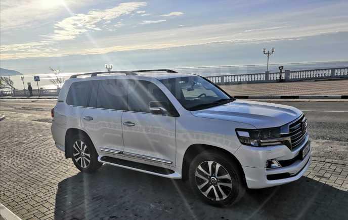 Toyota Land Cruiser, 2018 год, 4 990 000 руб.