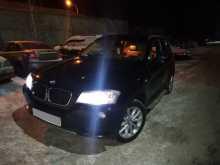 Красноярск BMW X3 2011