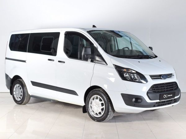 Ford Tourneo Custom, 2017 год, 1 894 000 руб.