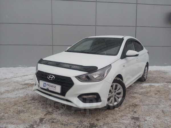Hyundai Solaris, 2018 год, 699 500 руб.