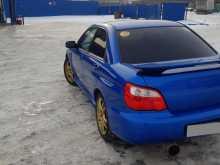 Хабаровск Impreza WRX 2003