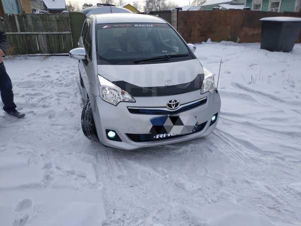 Toyota Ractis, 2010 год, 515 000 руб.