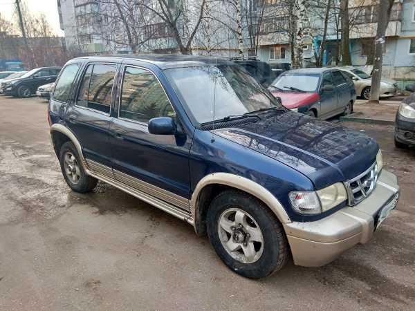 Kia Sportage, 2002 год, 167 000 руб.