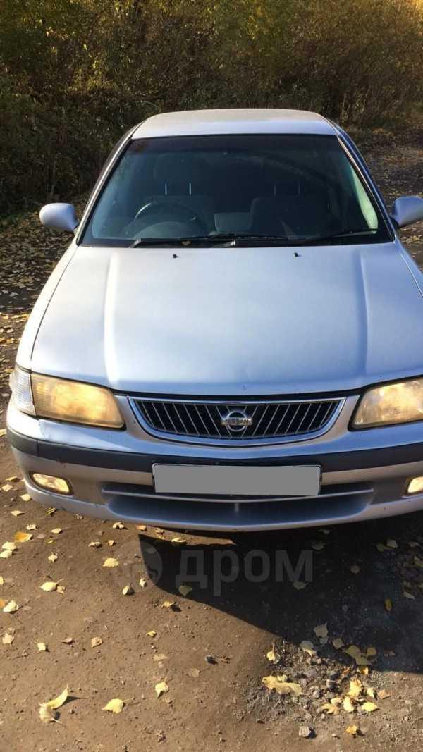 Nissan Sunny, 2001 год, 160 000 руб.