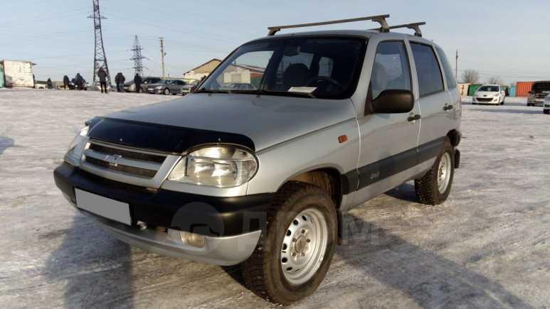 Chevrolet Niva, 2003 год, 159 000 руб.
