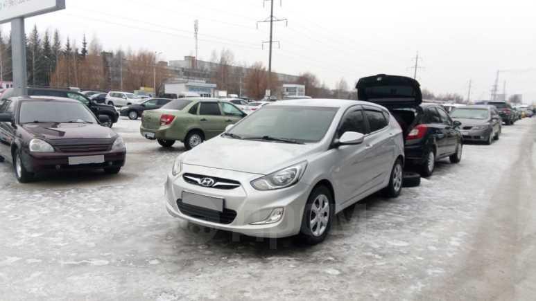 Hyundai Solaris, 2012 год, 419 000 руб.