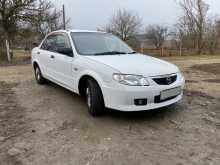 Краснодар Mazda Familia 2001
