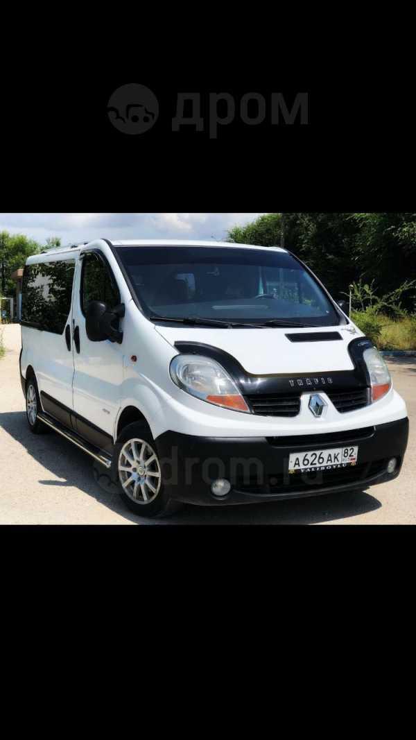 Renault Trafic, 2007 год, 790 000 руб.