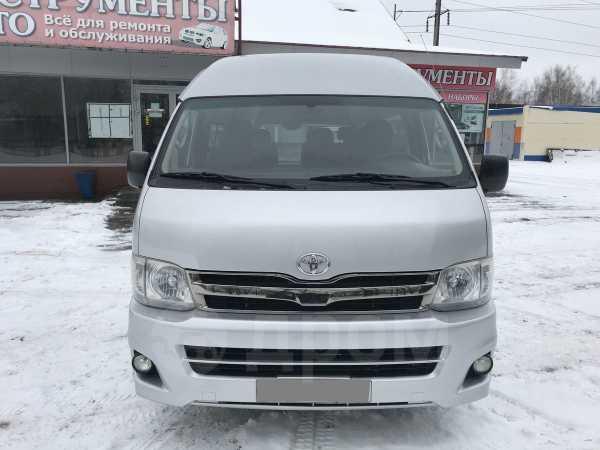 Toyota Hiace, 2013 год, 1 390 000 руб.