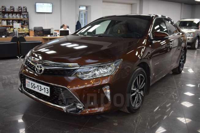 Toyota Camry, 2017 год, 1 478 000 руб.