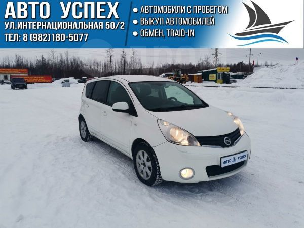 Nissan Note, 2012 год, 505 000 руб.