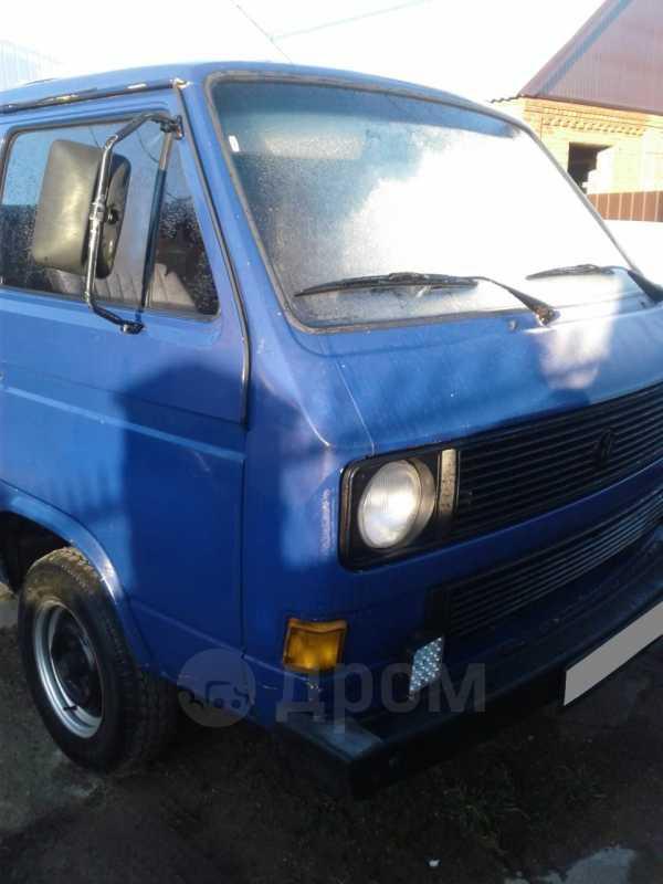 Volkswagen Transporter, 1985 год, 155 000 руб.