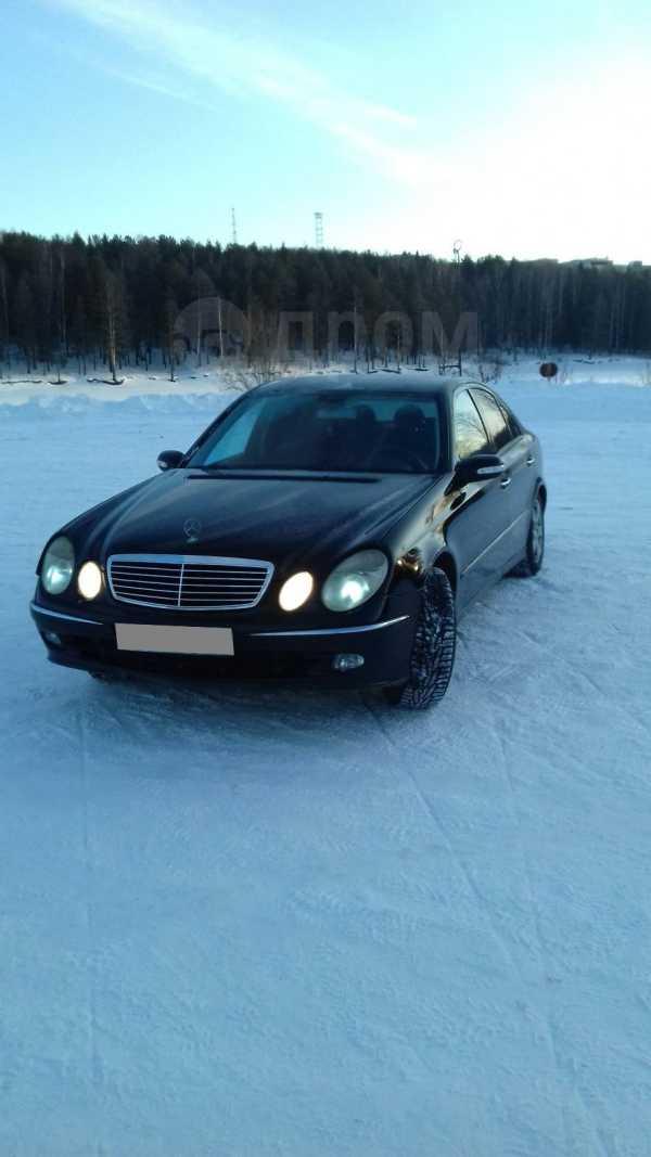 Mercedes-Benz E-Class, 2002 год, 395 000 руб.