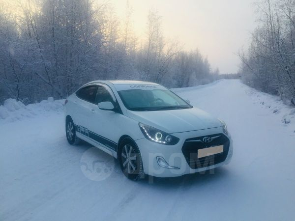 Hyundai Accent, 2011 год, 470 000 руб.