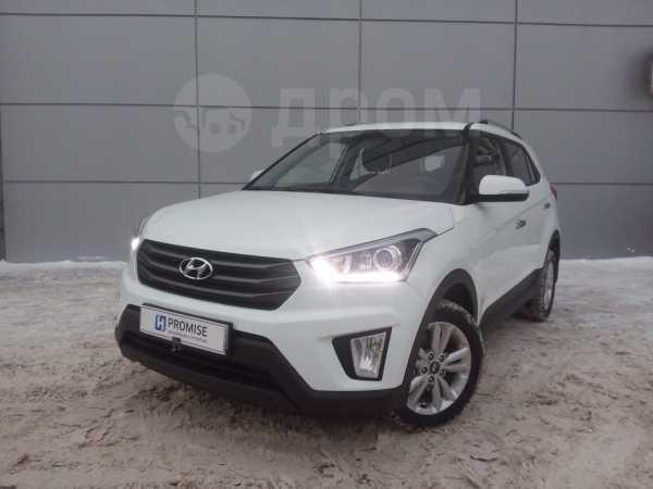 Hyundai Creta, 2019 год, 1 075 000 руб.