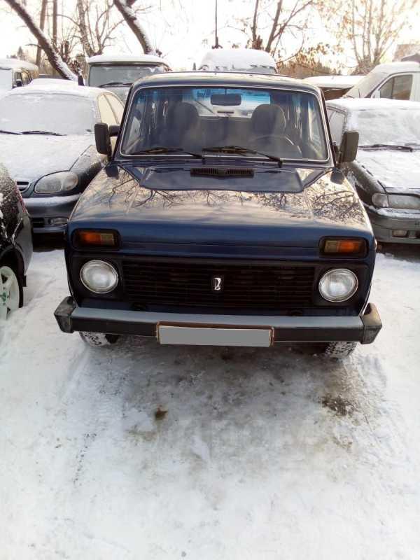 Лада 4x4 2131 Нива, 2007 год, 165 000 руб.
