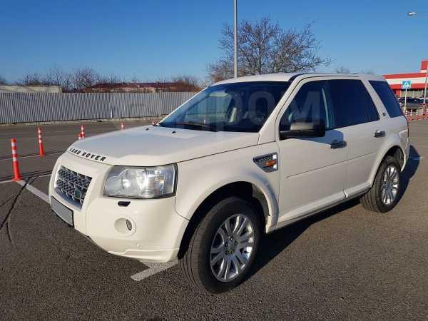 Land Rover Freelander, 2008 год, 665 000 руб.