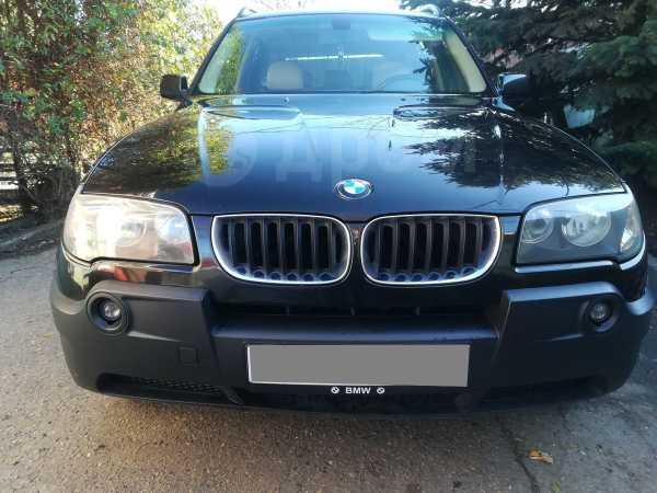 BMW X3, 2003 год, 6 000 руб.