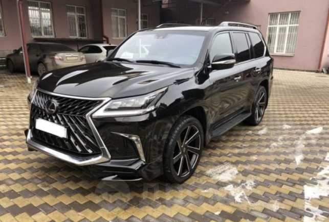 Lexus LX450, 2018 год, 5 700 000 руб.