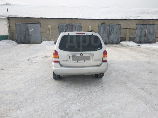 Mazda Tribute, 2001 год, 265 000 руб.