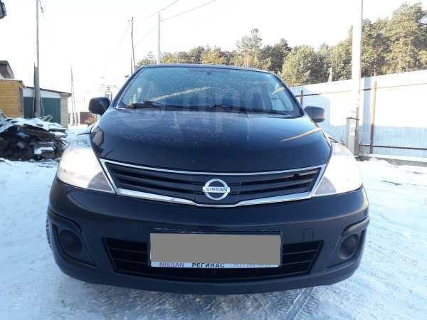 Nissan Tiida, 2013 год, 465 000 руб.