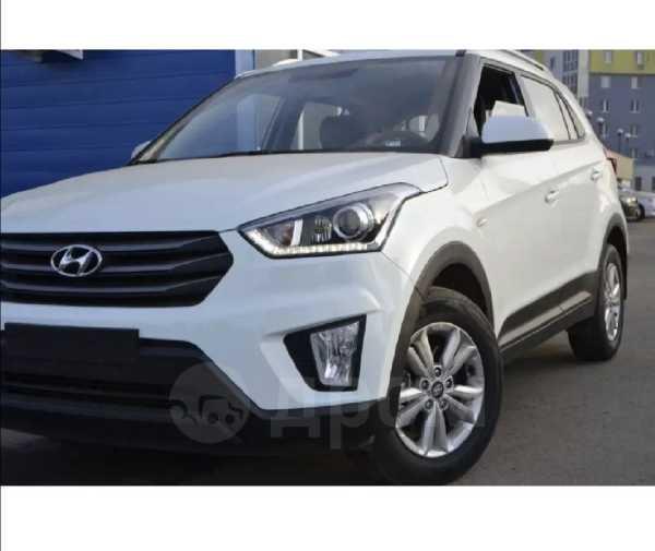 Hyundai Creta, 2017 год, 930 000 руб.