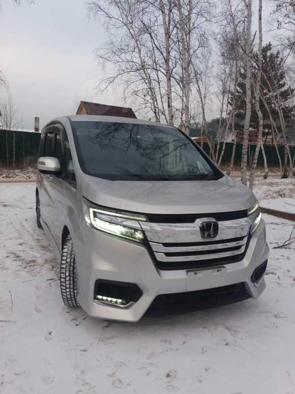 Honda Stepwgn, 2017 год, 1 499 000 руб.