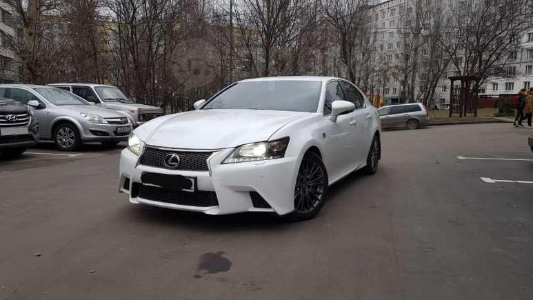 Lexus GS250, 2012 год, 1 100 000 руб.