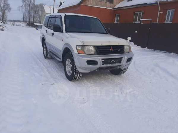 Mitsubishi Pajero, 2002 год, 760 000 руб.
