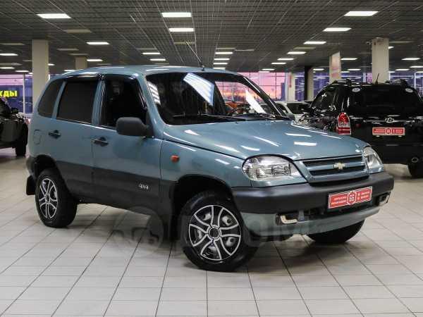 Chevrolet Niva, 2006 год, 179 500 руб.