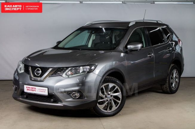Nissan X-Trail, 2015 год, 999 838 руб.
