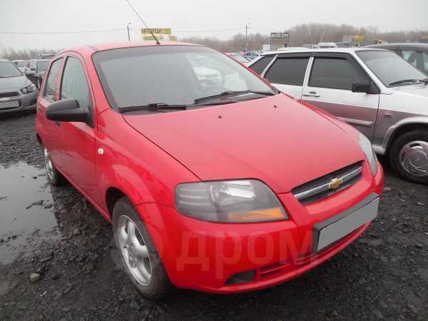 Chevrolet Aveo, 2007 год, 222 000 руб.