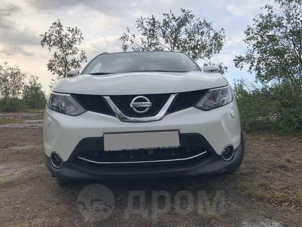 Nissan Qashqai, 2017 год, 1 590 000 руб.