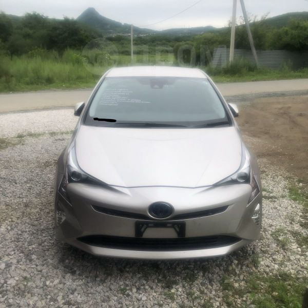 Toyota Prius, 2016 год, 1 110 000 руб.